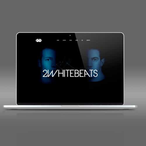 2WhiteBeats Web