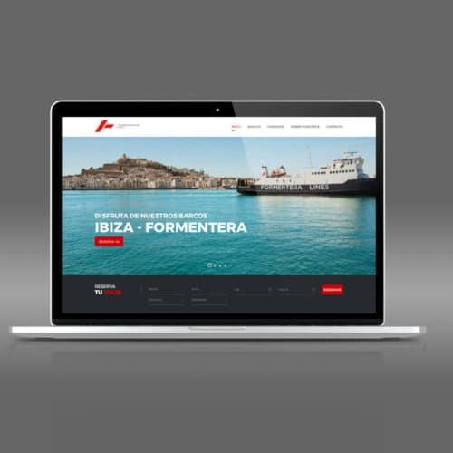 Formentera Lines Web